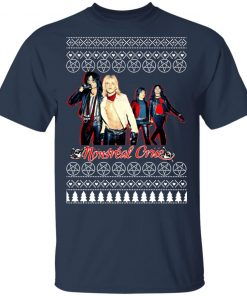 Motley Crue Ugly Christmas