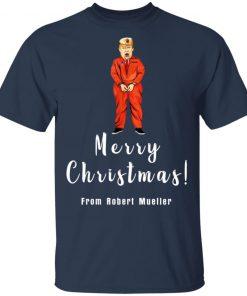 Trump Guilty Impeachment Merry Christmas Robert Mueller shirt