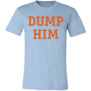 Britney Spears Dump Him Ladies Shirt