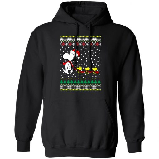 Snoopy and Woodstock Christmas