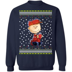 A Charlie Brown Christmas Sweater