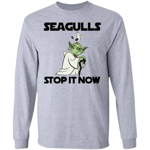 10 Seagulls Stop It Now