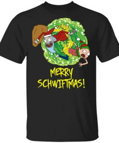 Rick and Morty Santa Claus Christmas