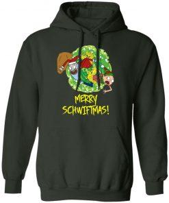 Rick and Morty Santa Claus Christmas