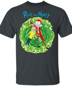 Rick and Morty Christmas