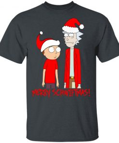 Rick and Morty Merry Schwiftmas Christmas