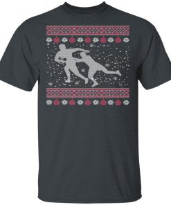 Proud Rugby Lover Ugly Christmas