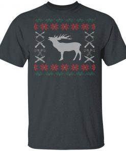 Hunting Lover Ugly Christmas