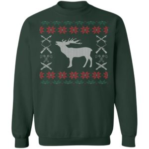 Hunting Lover Ugly Christmas Sweater