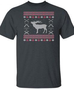 Hunting Lover Ugly Christmas