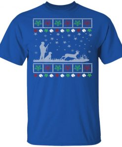 Funny Mens Deer Hunting Lover Ugly Christmas