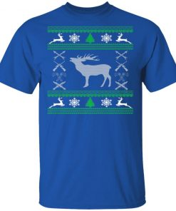 Funny Hunting Lover Ugly Christmas