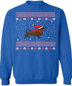 Dachshund Lover Ugly Christmas Sweater