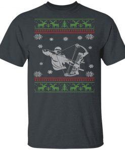 Bow Hunting Ugly Christmas