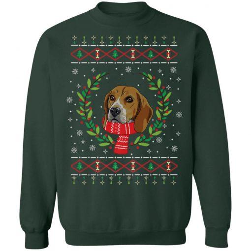 Beagle Ugly Christmas Sweater
