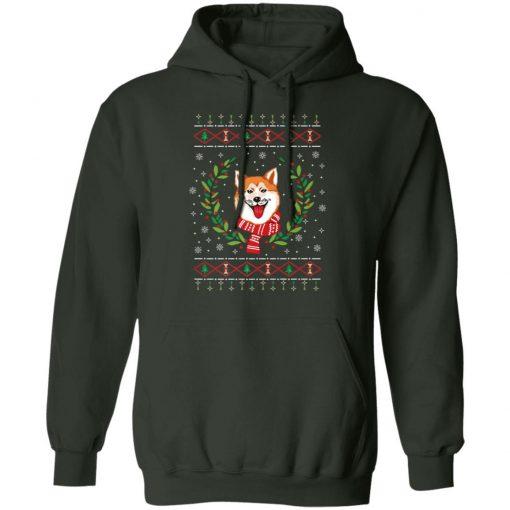 Akita Ugly Christmas
