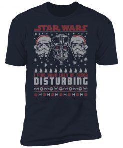 Star Wars Vader Lack Of Cheer Ugly Christmas
