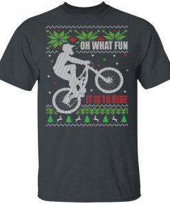Mountain Bike Ugly Christmas