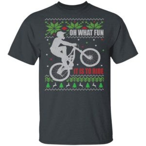 Mountain Bike Ugly Christmas