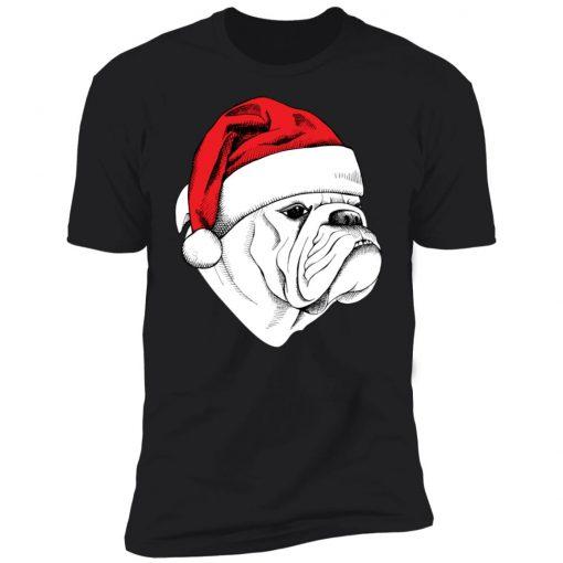 Bulldog Ugly Christmas Shirt