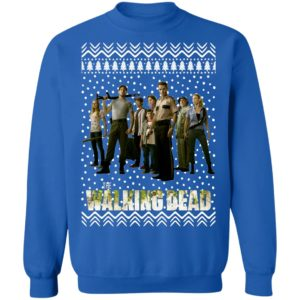 The Walking Dead Christmas Sweatshirt
