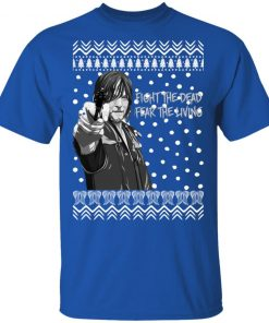 The Walking Dead Daryl Dixon Fight The Dead Fear The Living Christmas