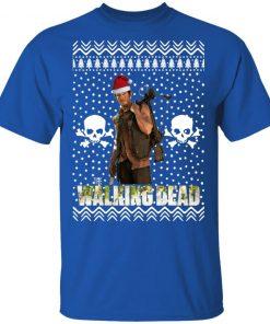 The Walking Dead Daryl Dixon Santa Hat Christmas