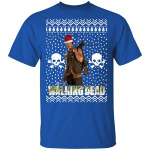 The Walking Dead Daryl Dixon Santa Hat Christmas