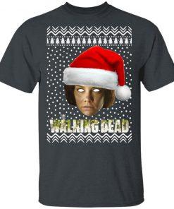 The Walking Dead Maggie Greene Santa Hat Christmas