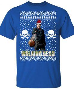 The Walking Dead Negan Santa Hat Christmas