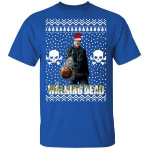 The Walking Dead Negan Santa Hat Christmas