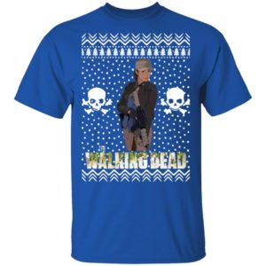 The Walking Dead Rosita Espinosa Santa Hat Christmas