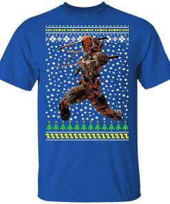 DC Comic Deathstroke Ugly Christmas