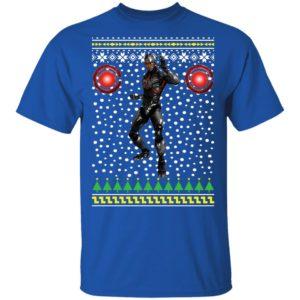 DC Comic Cyborg Ugly Christmas