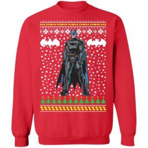 DC Comic Batman Ugly Christmas Sweatshirt