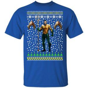 DC Comic Aquaman Ugly Christmas