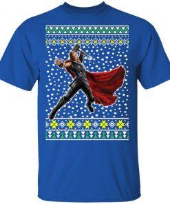 Thor Action Ugly Christmas