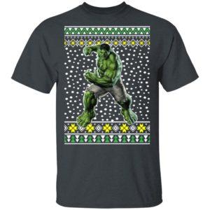 The Incredible Hulk Ugly Christmas