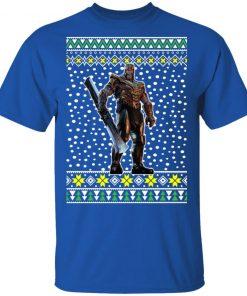 Thanos Ugly Christmas