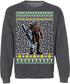 Thanos Ugly Christmas Sweater
