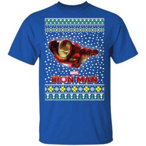 Iron Man Fly Ugly Christmas