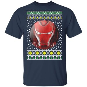 Iron Man Face Ugly Christmas