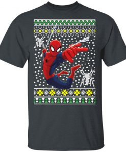 Amazing Spiderman Ugly Christmas