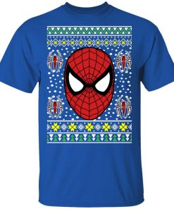 Amazing Spiderman Face Ugly Christmas