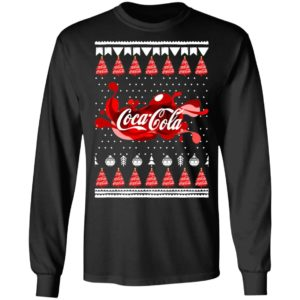 Coca Cola Funny Ugly Christmas Tree
