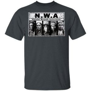 Native Warpath Association Nwa Shirt