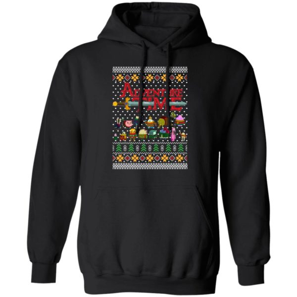 Adventure Time Sweaters Ugly Christmas