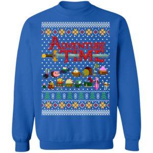 Adventure Time Sweaters Ugly Christmas Sweatshirt