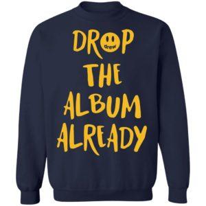 Justin Bieber Drop the album already