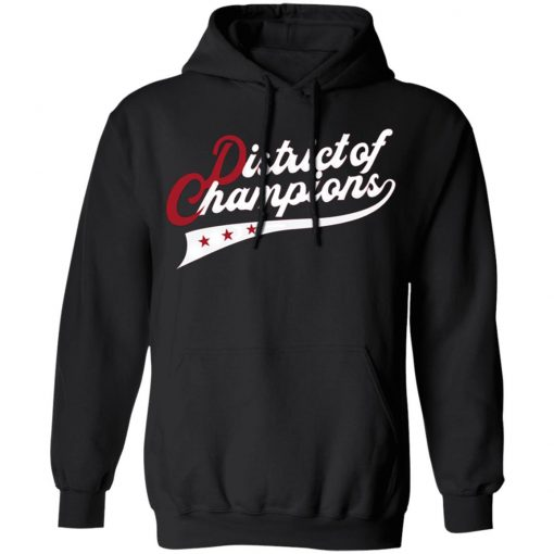 Nationals District Of Champions hoodie